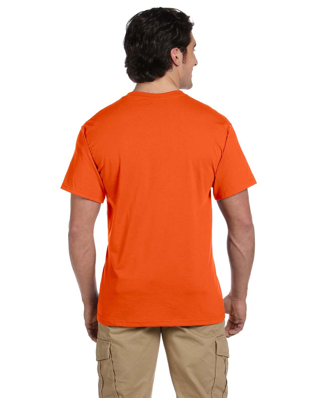 JERZEES-Mens-Heavyweight-Blend-50-50-T-Shirt-with-Pocket-Tee-S-XL-R-29P thumbnail 39