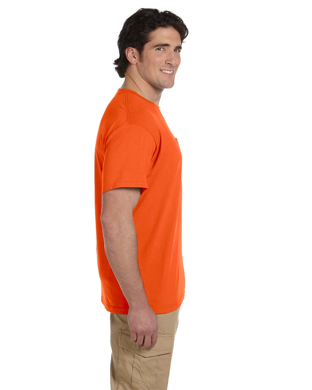 JERZEES-Mens-Heavyweight-Blend-50-50-T-Shirt-with-Pocket-Tee-S-XL-R-29P thumbnail 40