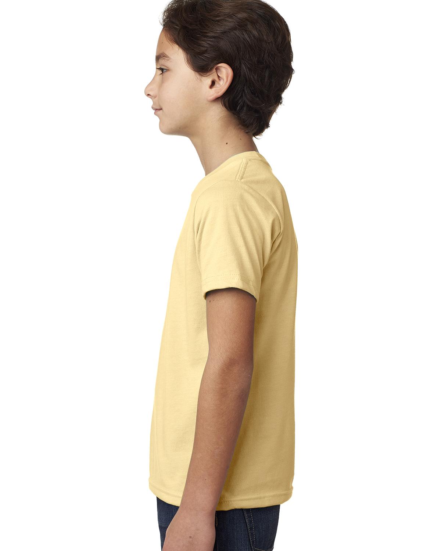 Next Level Youth CVC Crew Neck Short Sleeve T-Shirt M-3312