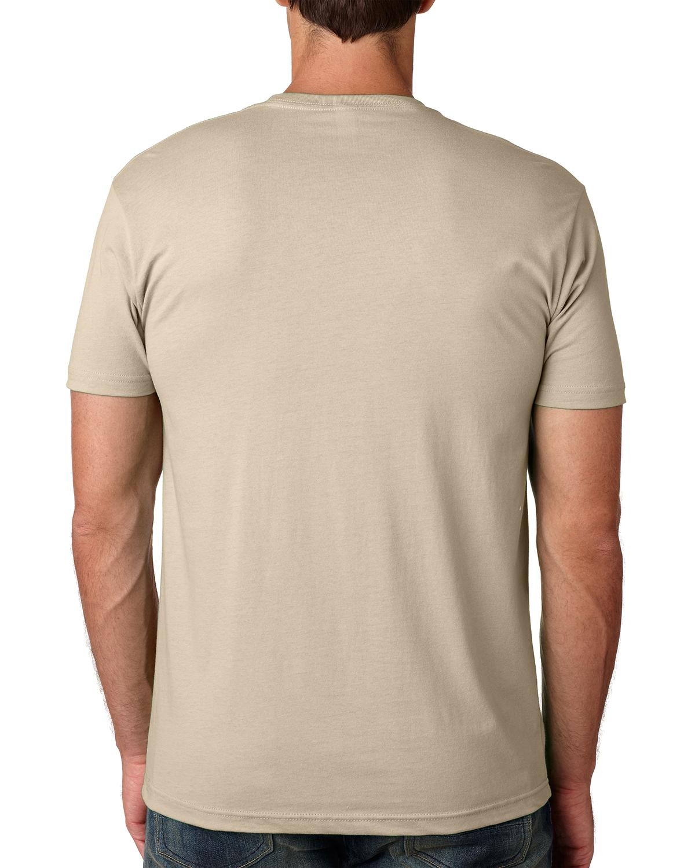 NEW Next Level 100/% Cotton Men/'s Premium Fitted Crew Neck XS-XL T-Shirt R-3600