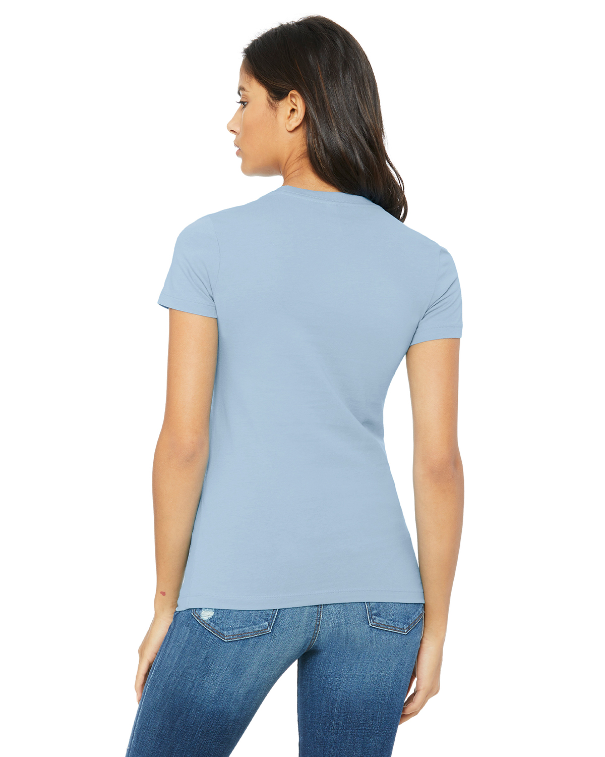 New Bella Ladies Favorite Tee Cotton Longer T Shirt Top