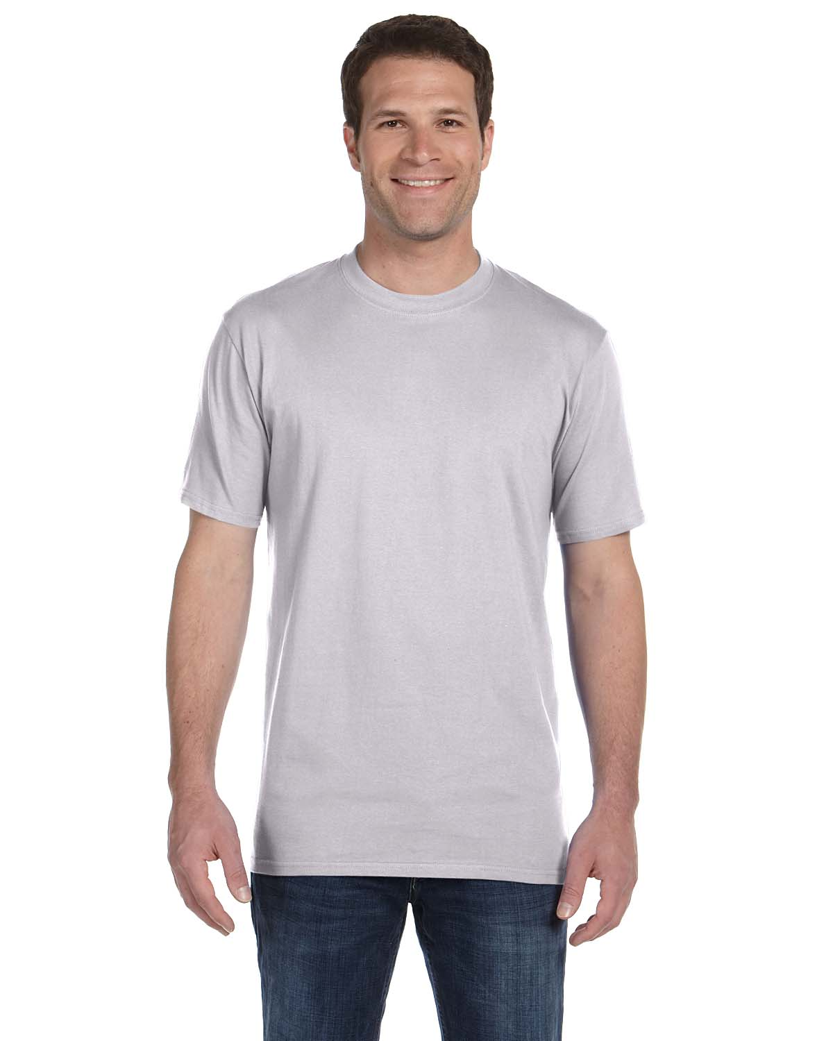 Anvil 100 cotton men 39 s crew neck ringspun midweight t for Where are anvil shirts made