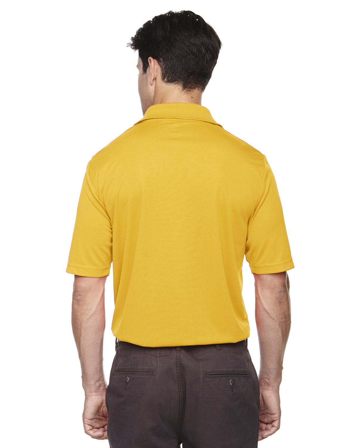 New core 365 men 39 s 100 polyester performance piqu big 2x for Mens 5x polo shirts