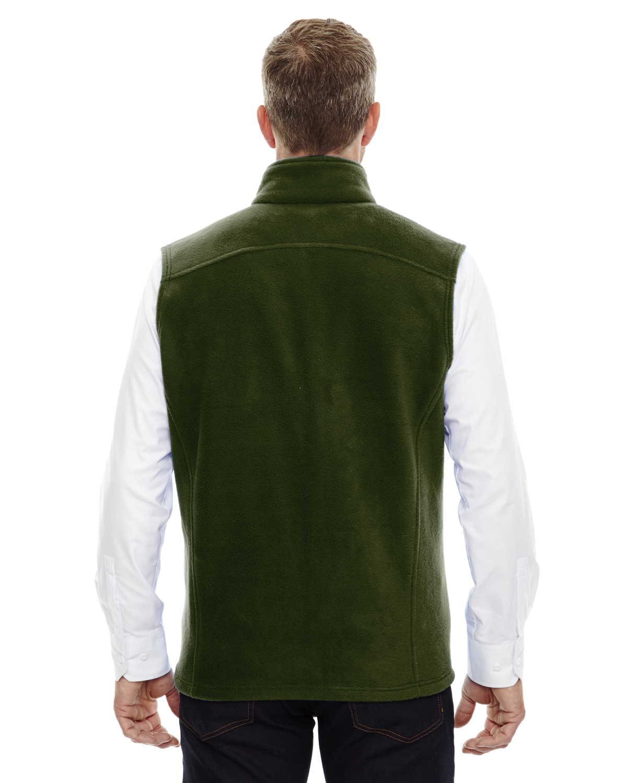 Ash City  Core 365 Men/'s Journey 100/% Polyester Fleece Vest R-88191