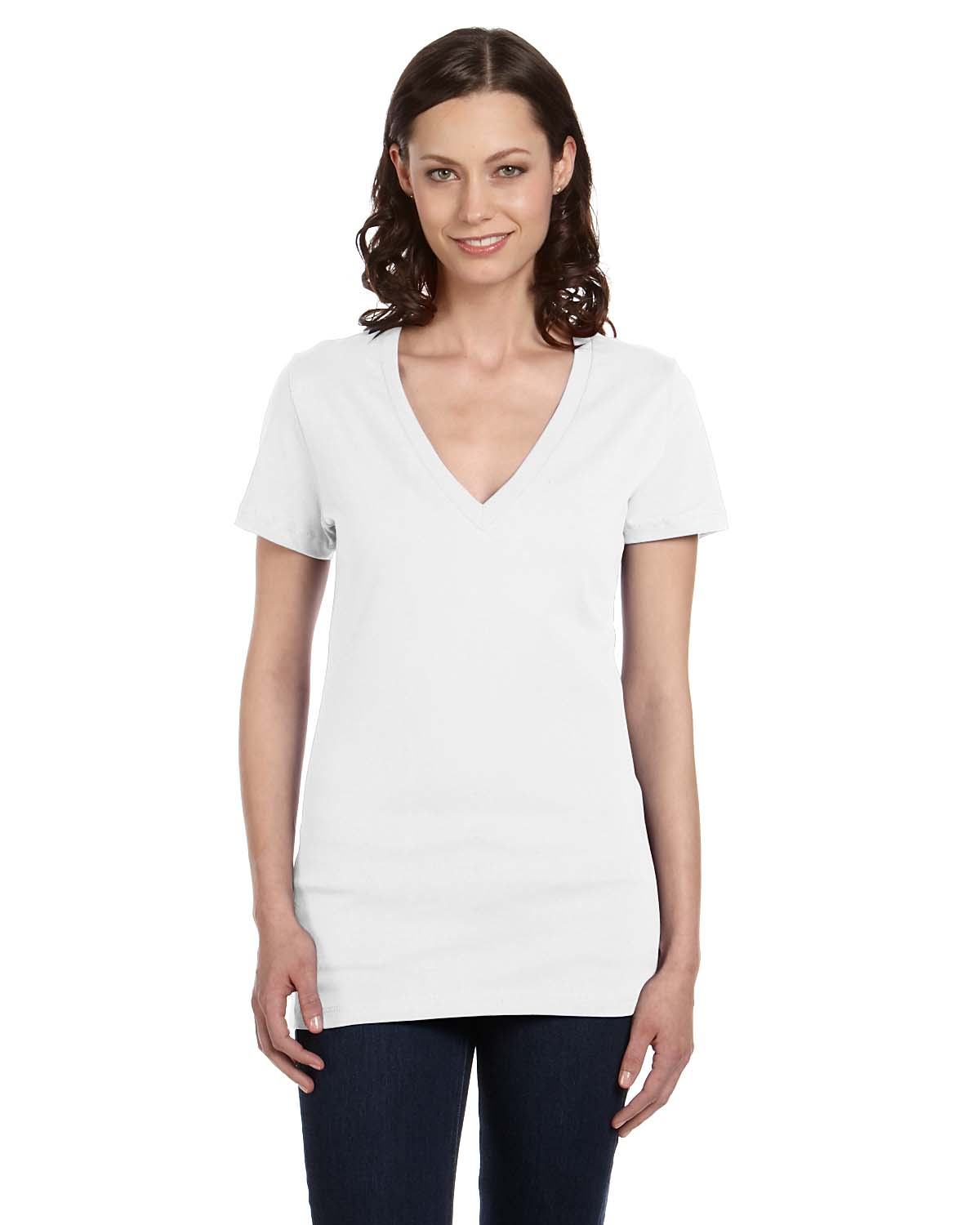Find great deals on eBay for womens deep v neck t shirts. Shop with confidence. Skip to main content. eBay: Shop by category. Shop by category. Enter your search keyword Womens Deep V Neck Floral Short Sleeve Tops T Shirt Summer Casual Tunic Tops USA. Brand New · Unbranded. $ Buy It Now.