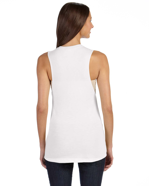 Tank Top Fashion Model New Tip Tumblr Girl Tumblr: Bella + Canvas Women's Flowy Scoop Muscle TanK Top Shirt M