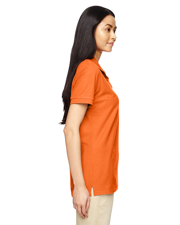 NEW Gildan DryBlend Moisture Wicking Ladies Double Piqué Sport Shirt MG728L