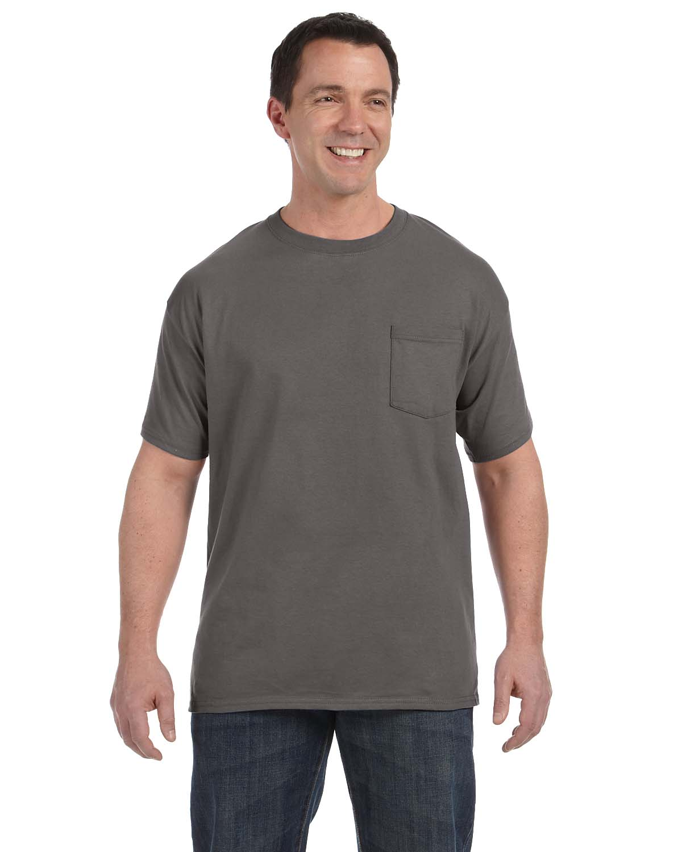 New hanes heavy 6 1 oz tagless comfortsoft cotton s xl for Hanes comfortsoft tagless t shirt review