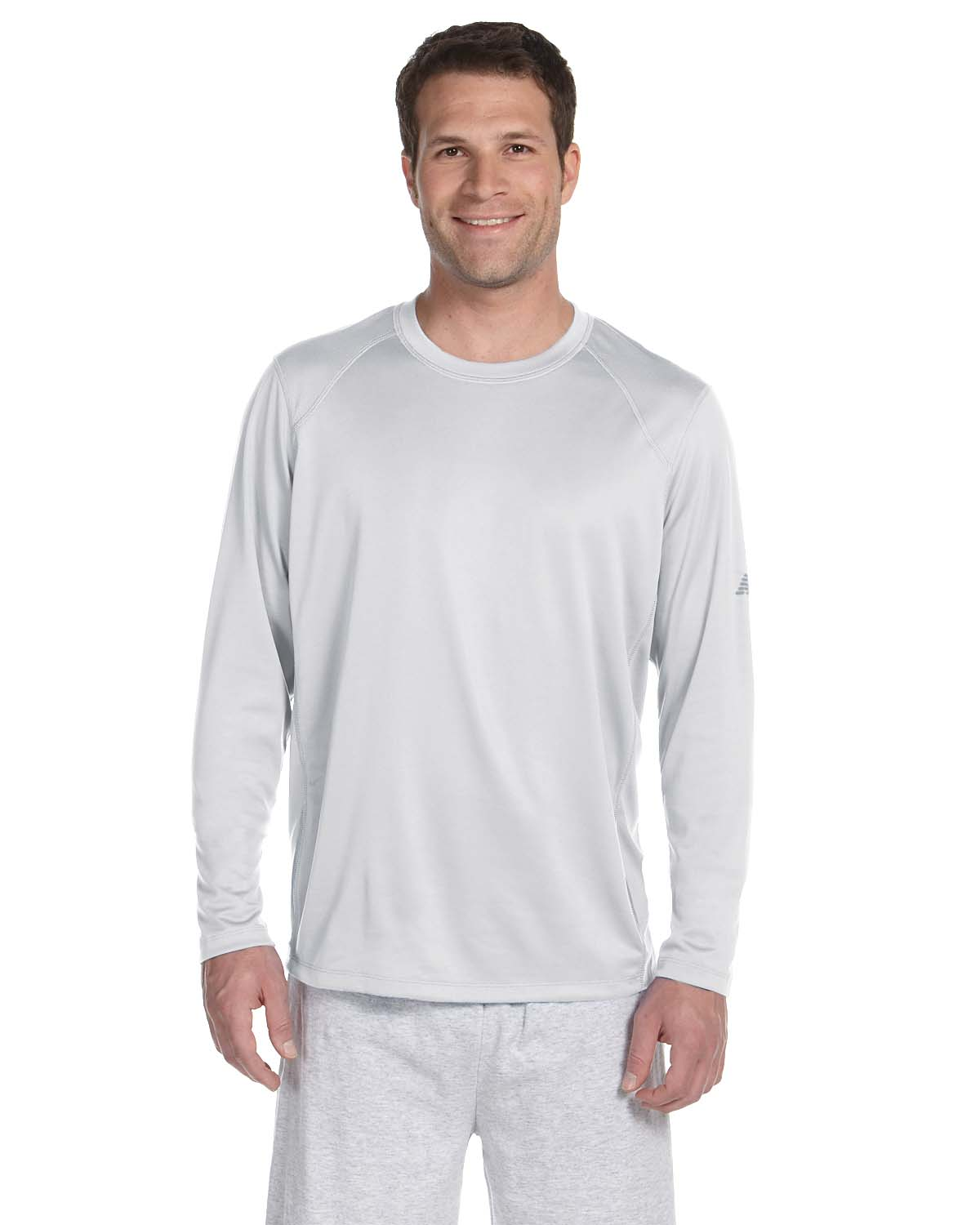 new balance men 39 s tempo long sleeve performance s 3xl t