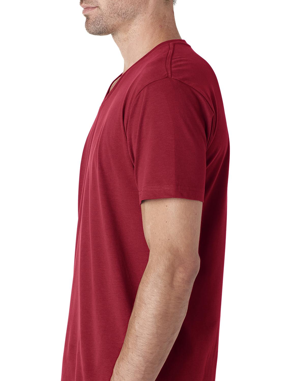 e47223d9074 NEW Next Level Men s Premium Fit Sueded V-Neck Size 2XL T-Shirt B ...