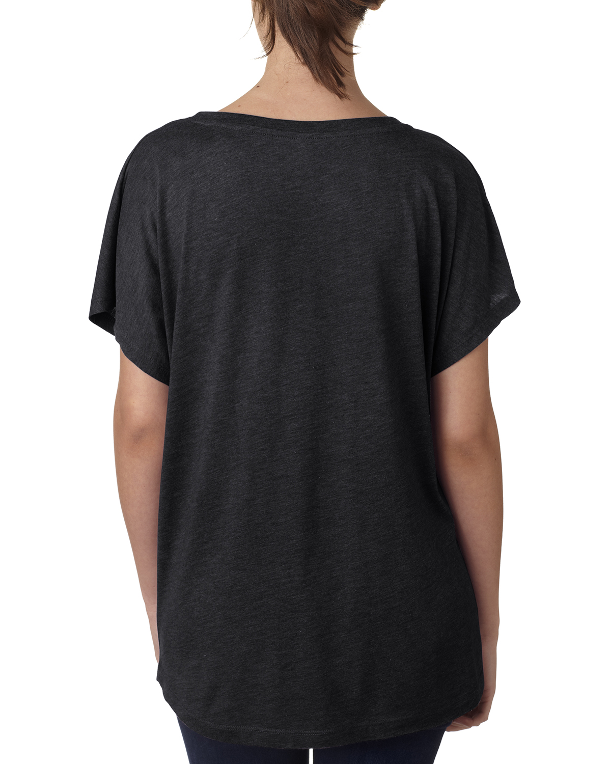 NEW-Next-Level-Junior-Fit-Triblend-Dolman-Sleeve-Relexed-Fit-T-Shirt-B-6760 thumbnail 27