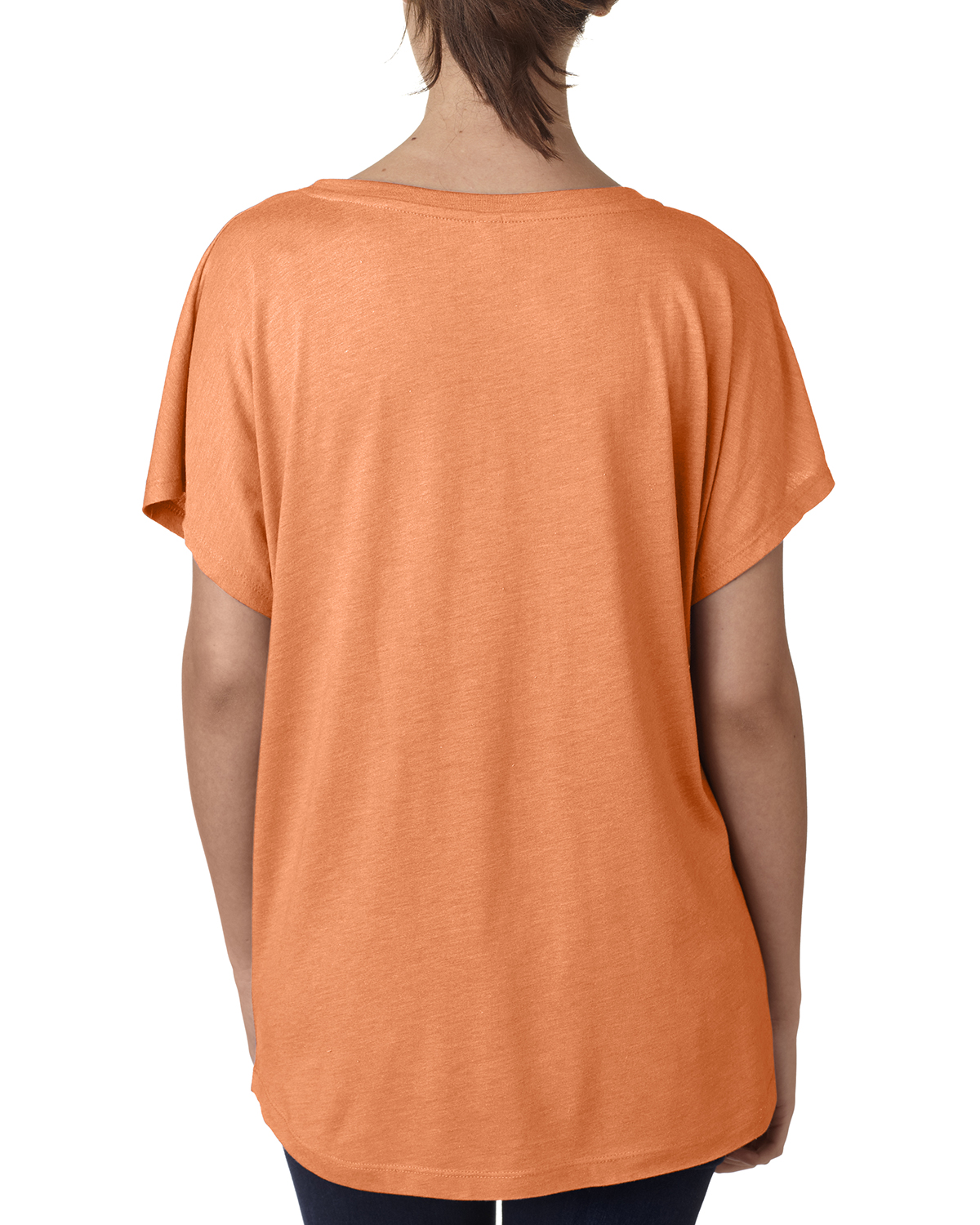 NEW-Next-Level-Junior-Fit-Triblend-Dolman-Sleeve-Relexed-Fit-T-Shirt-B-6760 thumbnail 24