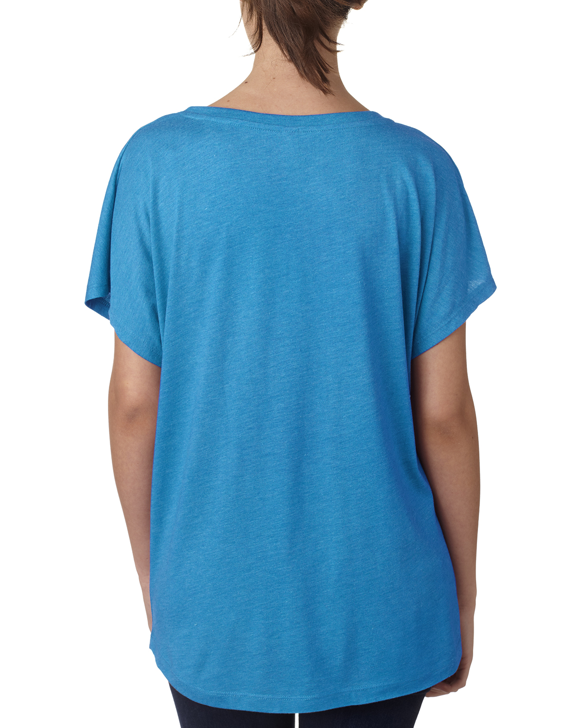 NEW-Next-Level-Junior-Fit-Triblend-Dolman-Sleeve-Relexed-Fit-T-Shirt-B-6760 thumbnail 48