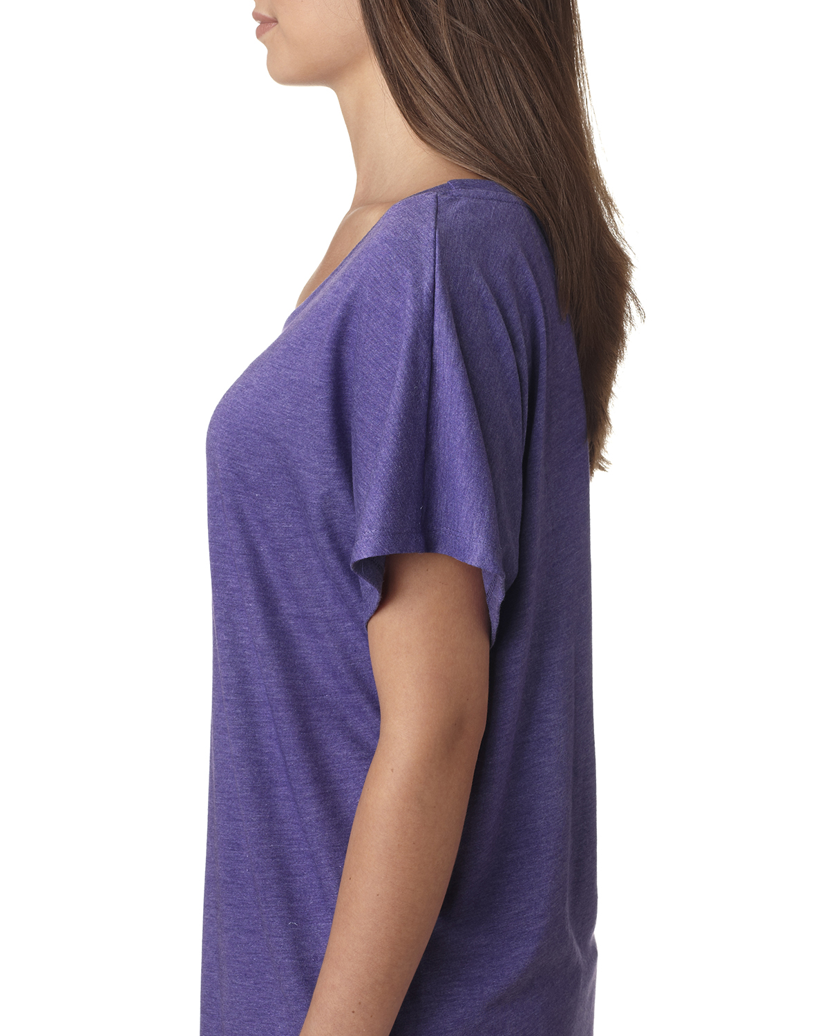 NEW-Next-Level-Junior-Fit-Triblend-Dolman-Sleeve-Relexed-Fit-T-Shirt-B-6760 thumbnail 19