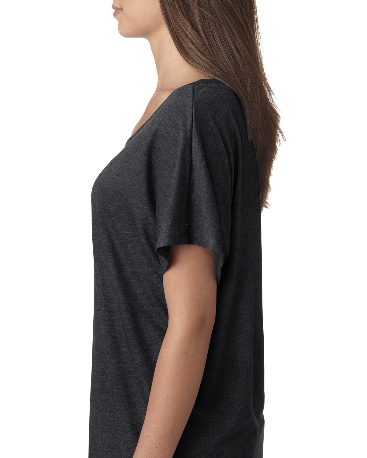 NEW-Next-Level-Junior-Fit-Triblend-Dolman-Sleeve-Relexed-Fit-T-Shirt-B-6760 thumbnail 28