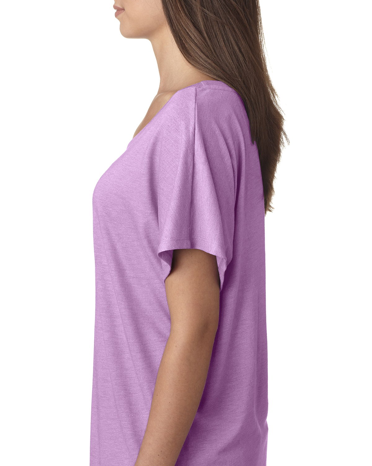 NEW-Next-Level-Junior-Fit-Triblend-Dolman-Sleeve-Relexed-Fit-T-Shirt-B-6760 thumbnail 31