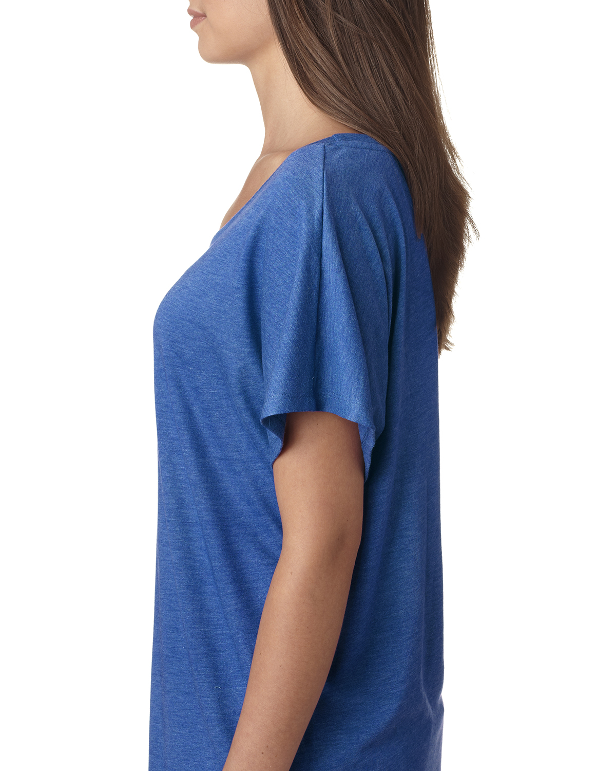 NEW-Next-Level-Junior-Fit-Triblend-Dolman-Sleeve-Relexed-Fit-T-Shirt-B-6760 thumbnail 43