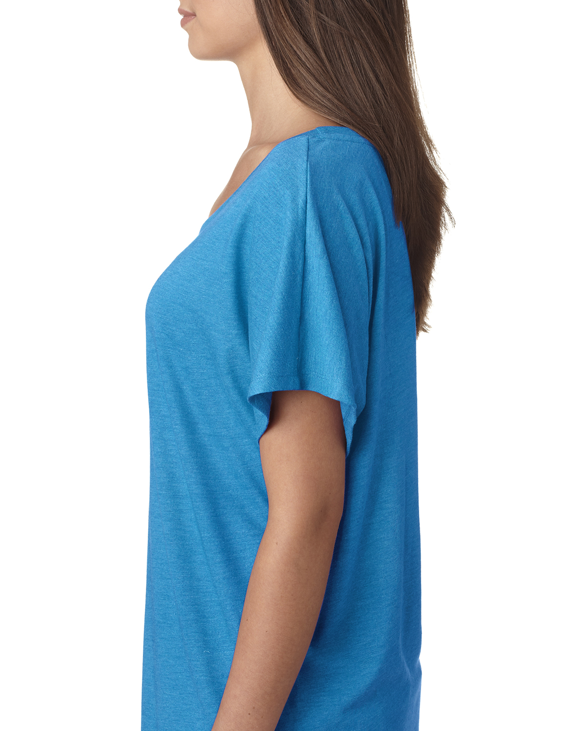 NEW-Next-Level-Junior-Fit-Triblend-Dolman-Sleeve-Relexed-Fit-T-Shirt-B-6760 thumbnail 49