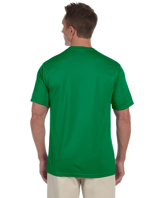 Augusta Mens Sportswear Moisture Wicking Short Sleeve T Shirt S 3xl
