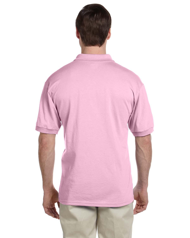 Gildan-Mens-Polo-Shirt-Moisture-Wicking-DryBlend-Jersey-S-XL-R-G880 thumbnail 22