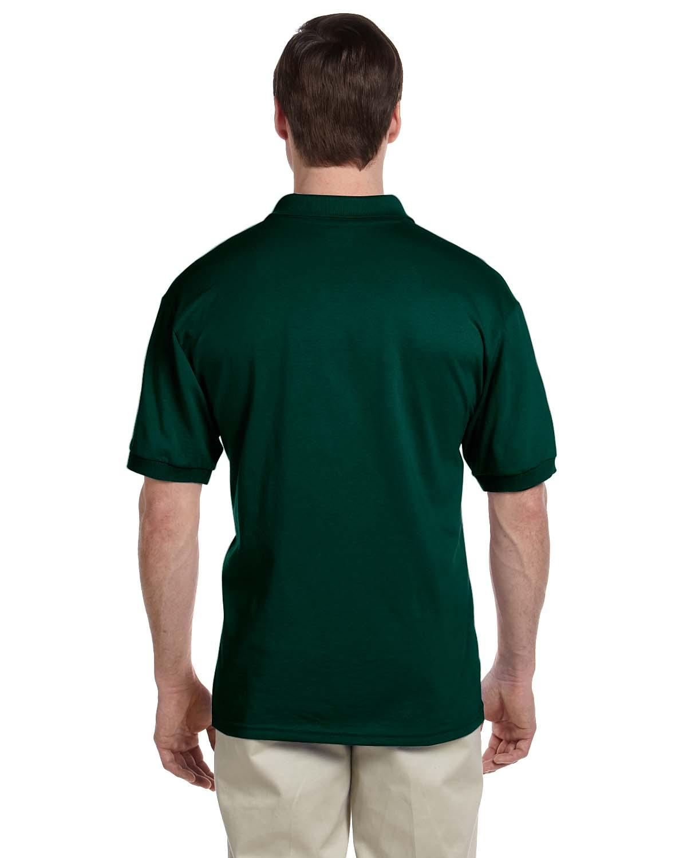 Gildan-Mens-Polo-Shirt-Moisture-Wicking-DryBlend-Jersey-S-XL-R-G880 thumbnail 13