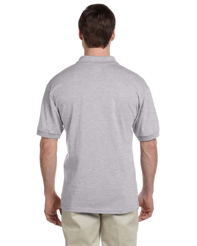 Gildan-Mens-Polo-Shirt-Moisture-Wicking-DryBlend-Jersey-S-XL-R-G880 thumbnail 46