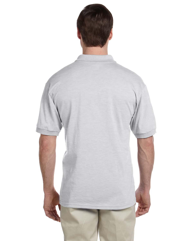 Gildan-Mens-Polo-Shirt-Moisture-Wicking-DryBlend-Jersey-S-XL-R-G880 thumbnail 4