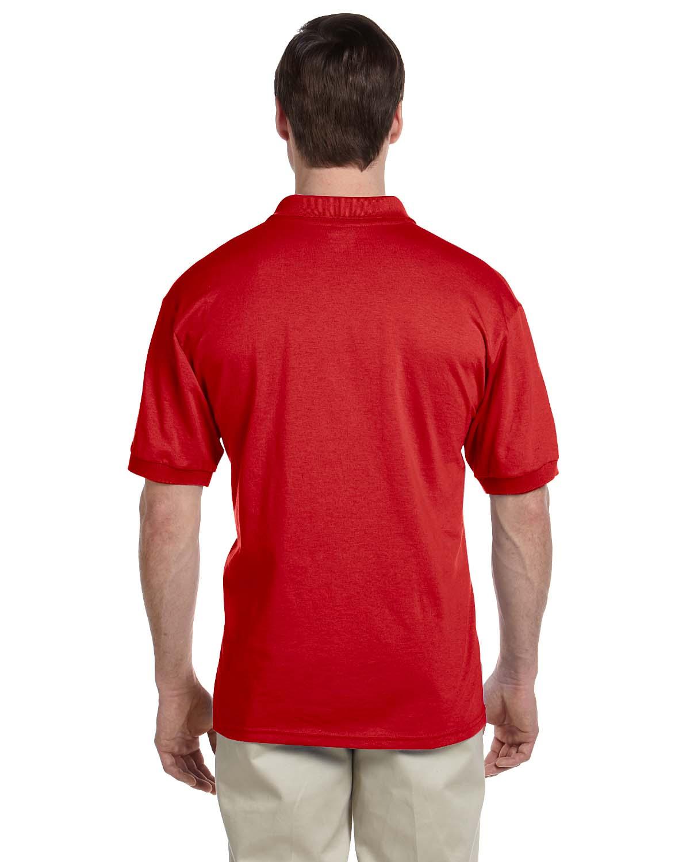 Gildan-Mens-Polo-Shirt-Moisture-Wicking-DryBlend-Jersey-S-XL-R-G880 thumbnail 34