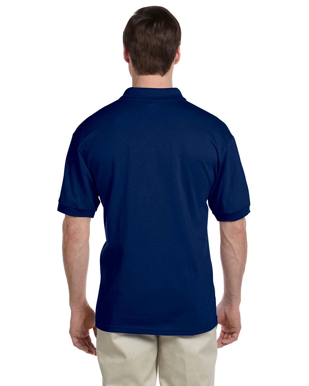 Gildan-Mens-Polo-Shirt-Moisture-Wicking-DryBlend-Jersey-S-XL-R-G880 thumbnail 25
