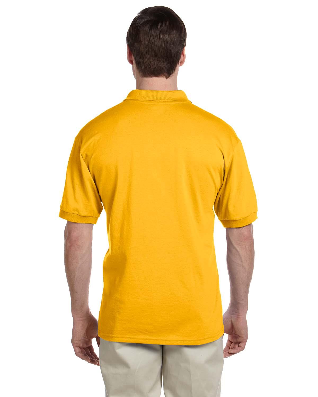 Gildan-Mens-Polo-Shirt-Moisture-Wicking-DryBlend-Jersey-S-XL-R-G880 thumbnail 52
