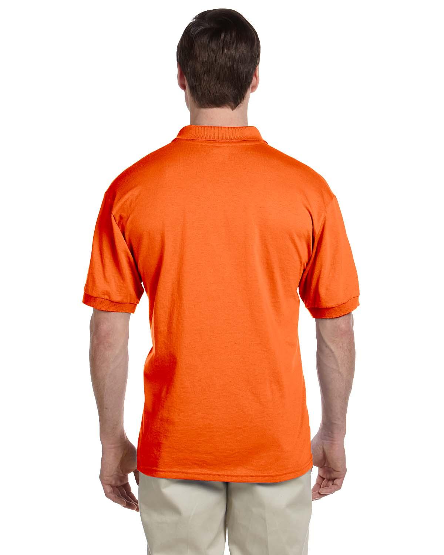 Gildan-Mens-Polo-Shirt-Moisture-Wicking-DryBlend-Jersey-S-XL-R-G880 thumbnail 28