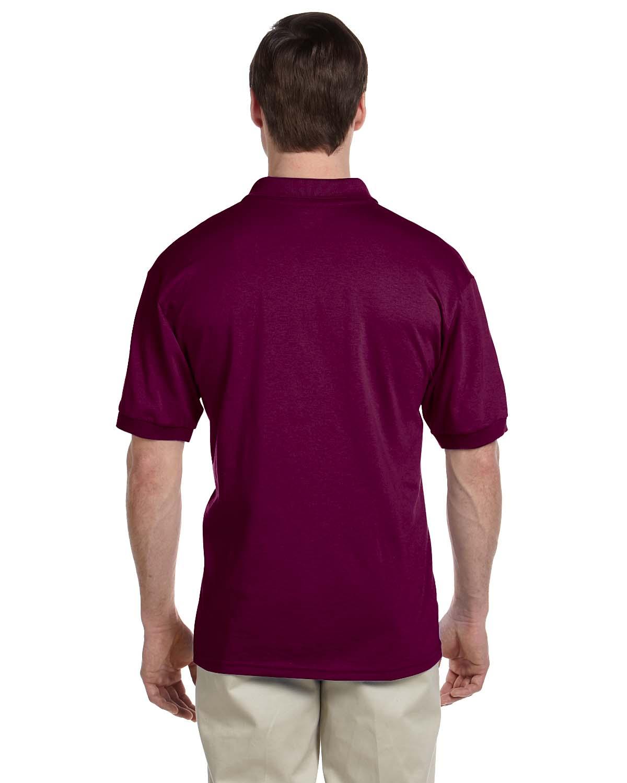 Gildan-Mens-Polo-Shirt-Moisture-Wicking-DryBlend-Jersey-S-XL-R-G880 thumbnail 58