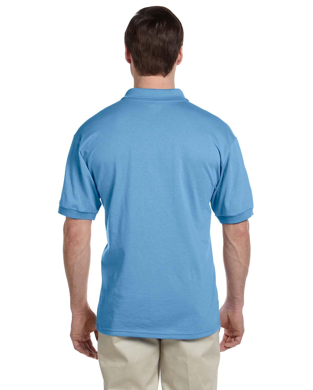 Gildan-Mens-Polo-Shirt-Moisture-Wicking-DryBlend-Jersey-S-XL-R-G880 thumbnail 10