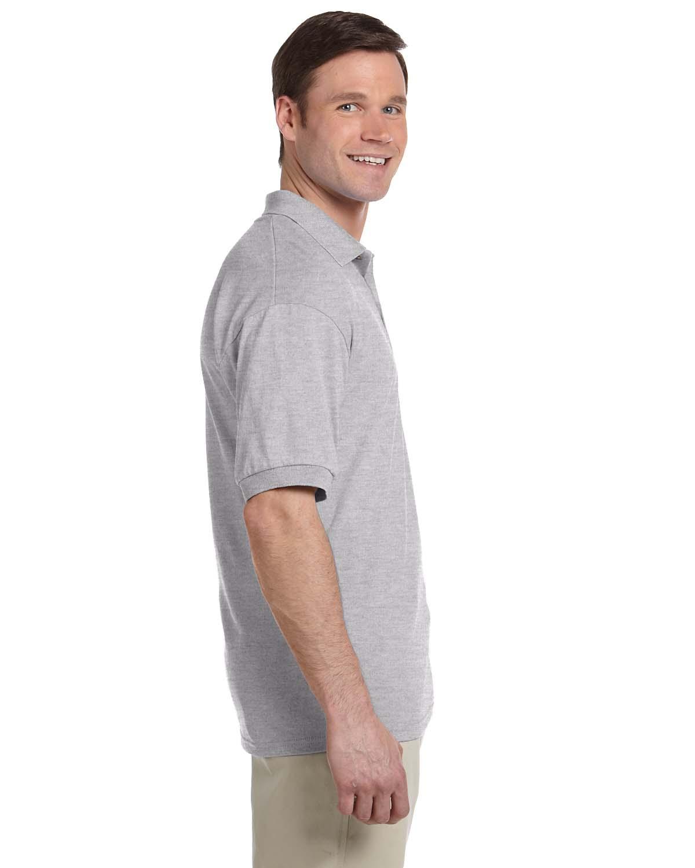 Gildan-Mens-Polo-Shirt-Moisture-Wicking-DryBlend-Jersey-S-XL-R-G880 thumbnail 45