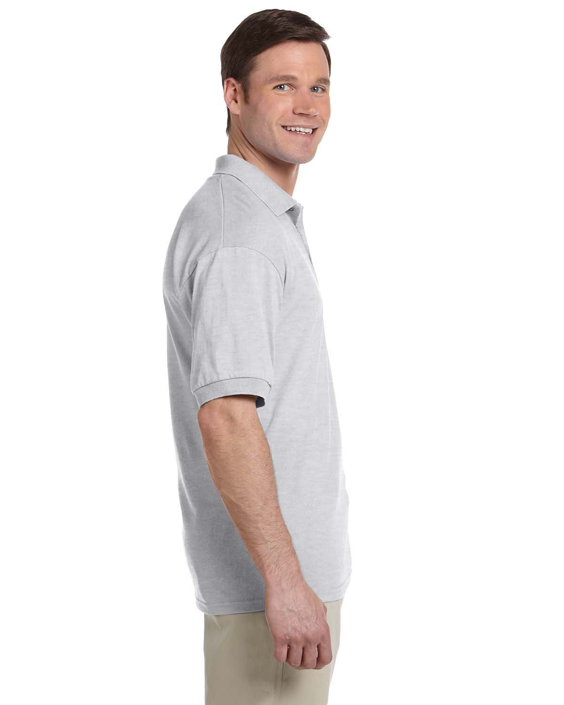 Gildan-Mens-Polo-Shirt-Moisture-Wicking-DryBlend-Jersey-S-XL-R-G880 thumbnail 3