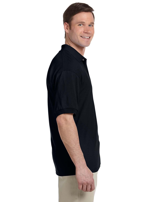 Gildan-Mens-Polo-Shirt-Moisture-Wicking-DryBlend-Jersey-S-XL-R-G880 thumbnail 6