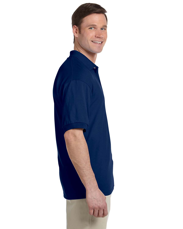 Gildan-Mens-Polo-Shirt-Moisture-Wicking-DryBlend-Jersey-S-XL-R-G880 thumbnail 24