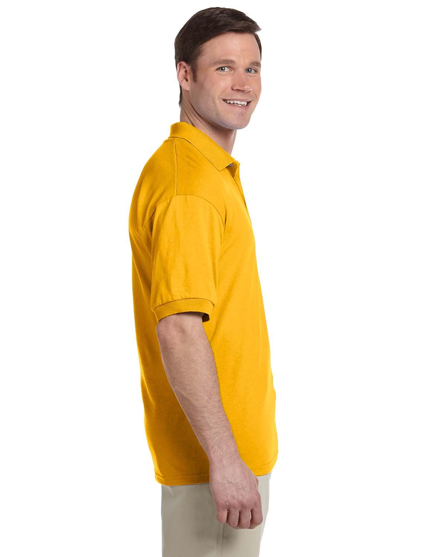 Gildan-Mens-Polo-Shirt-Moisture-Wicking-DryBlend-Jersey-S-XL-R-G880 thumbnail 51