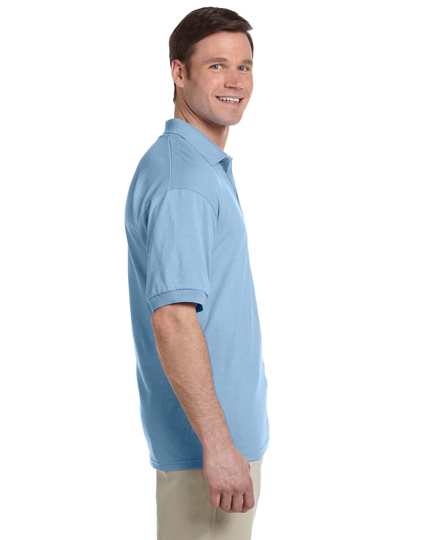 Gildan-Mens-Polo-Shirt-Moisture-Wicking-DryBlend-Jersey-S-XL-R-G880 thumbnail 18