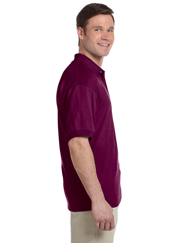 Gildan-Mens-Polo-Shirt-Moisture-Wicking-DryBlend-Jersey-S-XL-R-G880 thumbnail 57