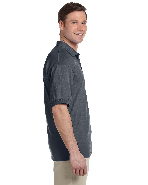 Gildan-Mens-Polo-Shirt-Moisture-Wicking-DryBlend-Jersey-S-XL-R-G880 thumbnail 54
