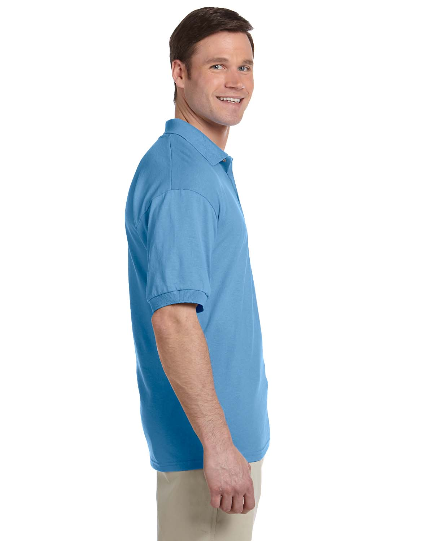Gildan-Mens-Polo-Shirt-Moisture-Wicking-DryBlend-Jersey-S-XL-R-G880 thumbnail 9