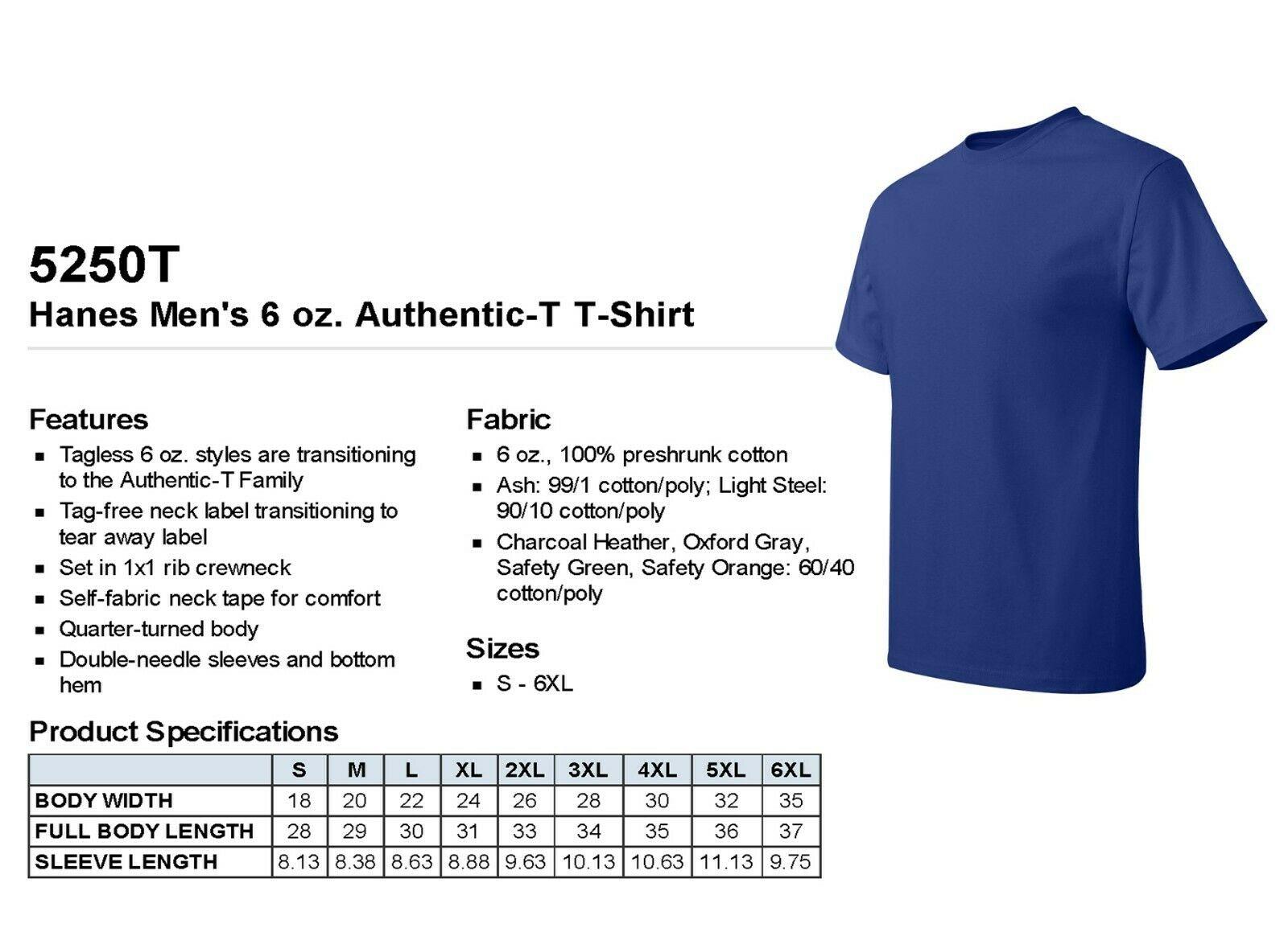 Mens ComfortSoft Heavyweight 100% Cotton T Shirt